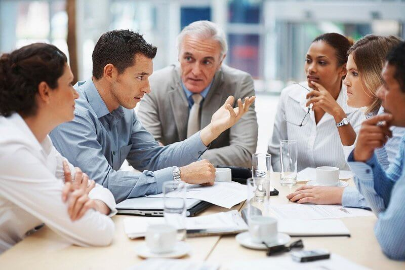 reuniones trabajo productivas